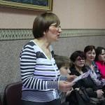 председатель жюри — преподаватель из ДШИ №12 — Прохорова Н.Б.