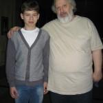 С Борисом Кинером