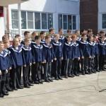 Хор «Вольный ветер» на мероприятии школы №69
