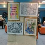 Выставка картин ДШИ №10