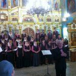 Камерный хор в Свято-Троицком Соборе. Барыш