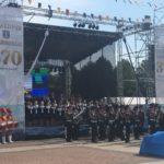 Солнечный ветер на Площади им. В.И. Ленина