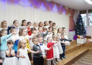 22.12.2018 Новогодний концерт хора Колибрики
