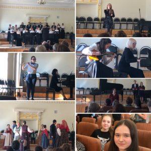 День открытых дверей в Музыкальном училище